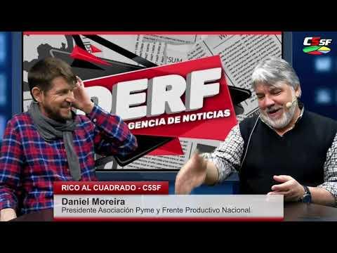 Moreira: Hay que poner el país en marcha