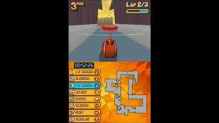 7 Cartoon Network Yarışı Oyunu part I M GELİNCİK!!! (Nintendo DS versio kart hızı biraz değiştirilmişi)