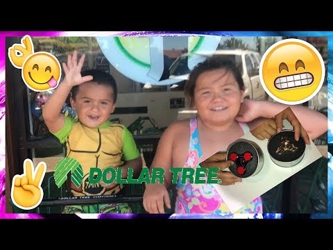 SHOPPING AT DOLLAR TREE FOR GLUE SLIME SUPPLIES SQUISHIES AND NEW FIDGET SPINNERS
