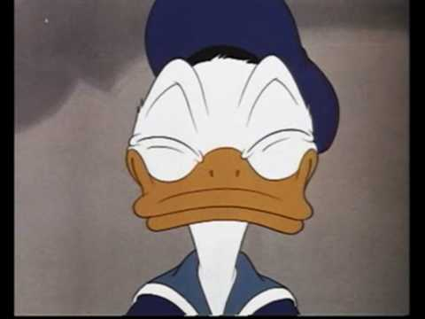 how to speak like donald duck