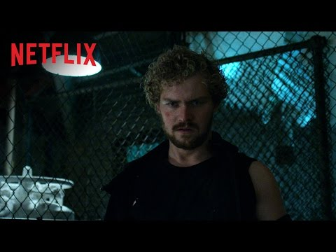 """Iron Fist"": Teaser z New York Comic Con"