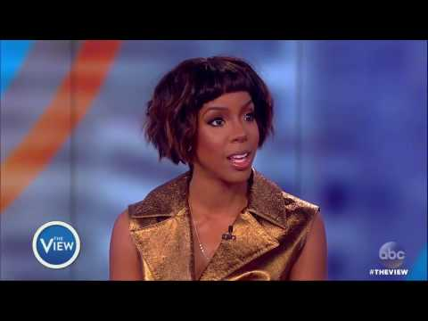Kelly Rowland Talks Motherhood, Women's Rights, & More | The View