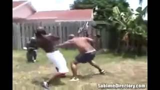 (RIP KIMBO) Kimbo Slice First Street Fight