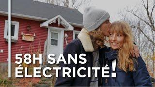 EP32 - 58 HEURES SANS ÉLECTRICITÉ! - Un déménagement pas comme les autres!