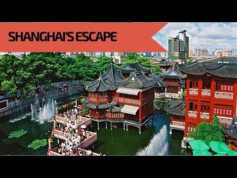Shanghai's Paradise! The Yu Garden