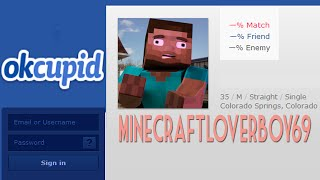 Desperate Minecraft Singles Look For a Date