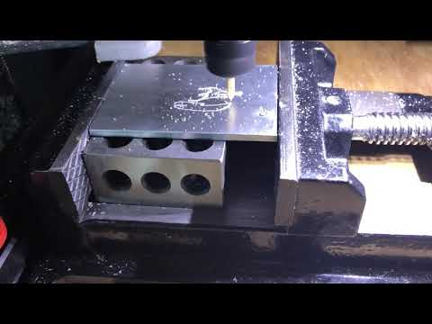 DIY CNC engraving aluminum