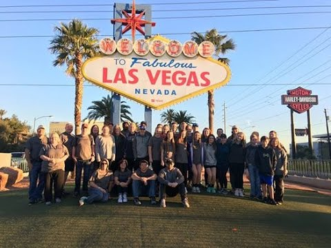 Las Vegas Spring Break Mission 2017
