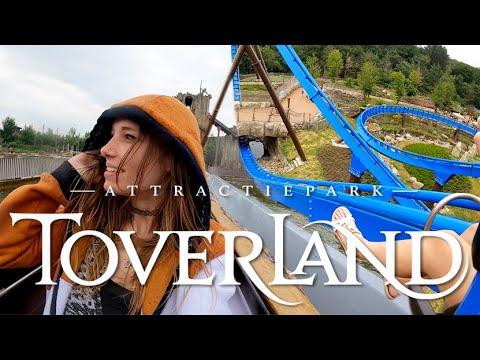 TOVERLAND [VLOG] : Retourner au parc d'attraction pendant le COVID ⚠