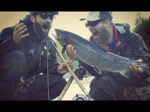 En Laksefiskers liv / A Salmon fishers Life - Laksefiske / Salmon fishing 2017