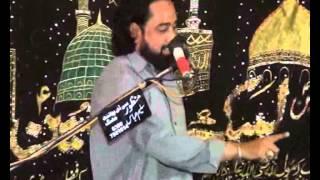 Ex Sunni Allama Hamid Raza sultani biyan , Aqeeda majlis jalsa 2015 zakir Rizwan Qiamat