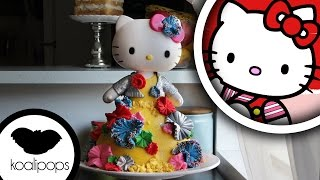 Hello Kitty Doll Cake | How To