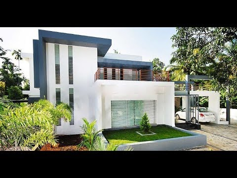 Small Modern Double Floor House 1500 Sft for 15 Lakh ...
