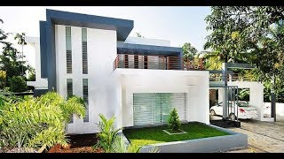 Small Modern Double Floor House 1500 Sft for 15 Lakh | Elevation | Interior | Home Plan