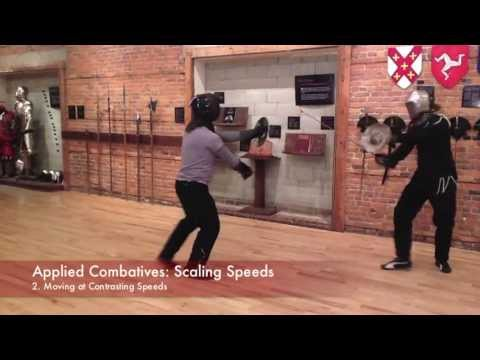 Applied Combatives - Scaling Speeds