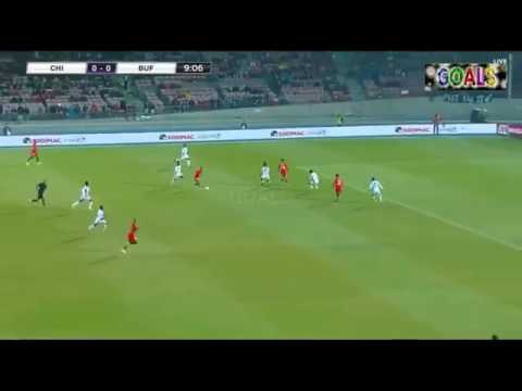 Чили - Буркина-Фасо 3:0 видео
