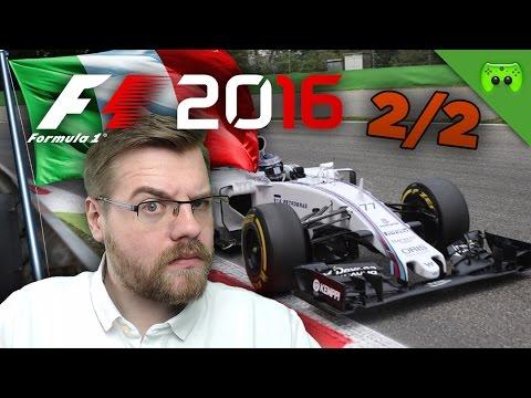 STRAFEN-POKER | Italien 2/2 🎮 F1 2016 #42
