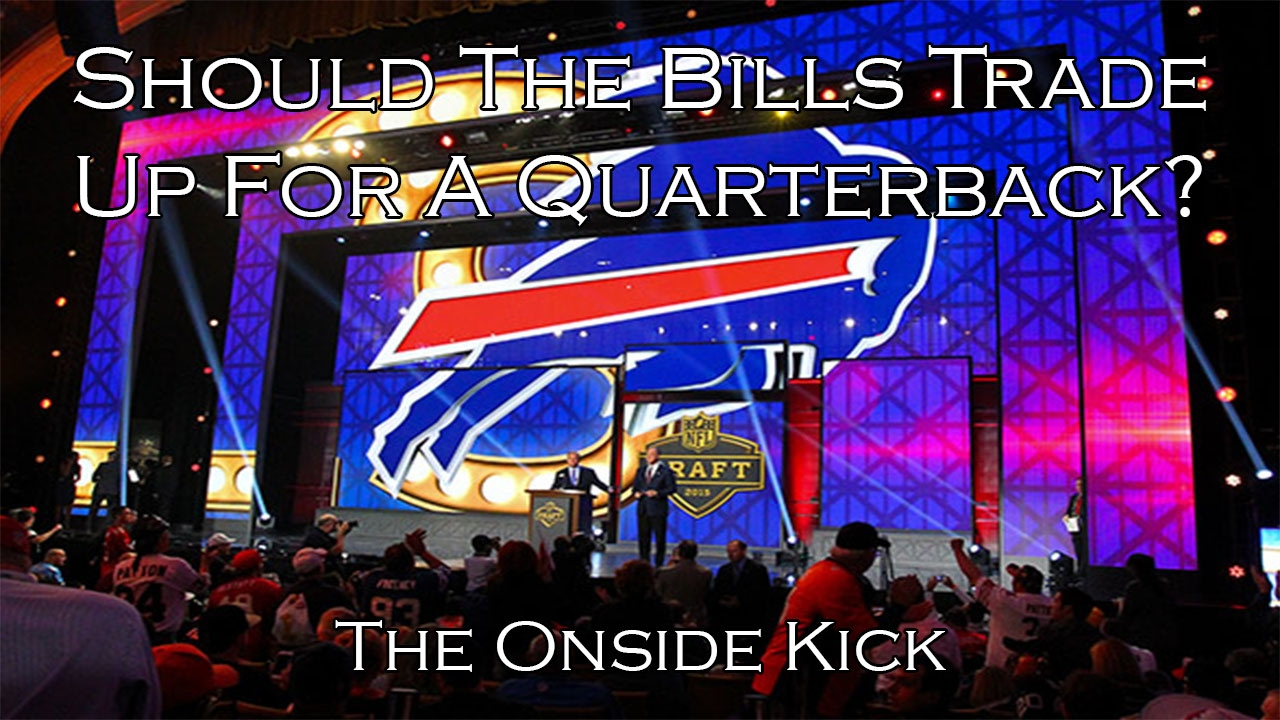 NFL Draft 2017: Buffalo Bills trade up to select East Carolina WR Zay Jones