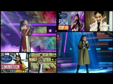 Full Anneth Indonesian Idol Junior 2018