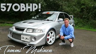 Brutally Honest Review: 570bhp Tommi Makinen Evo 6!