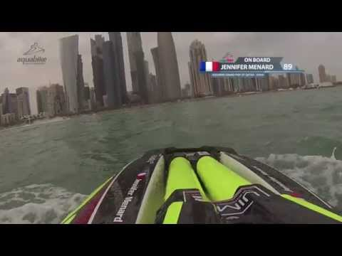 UIM - ABP AQUABIKE CLASS PRO WORLD CHAMPIONSHIP 2015 - GRAN PRIX OF QATAR - Highlights