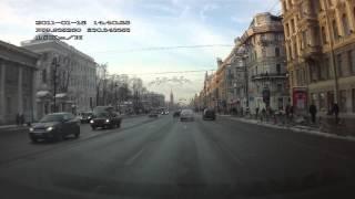 Каркам Q3 - тестовое видео автомобильного регистратора(, 2013-02-11T05:56:27.000Z)