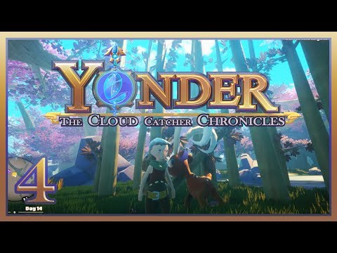 Yonder: The Cloud Catcher Chronicles - #4 - The Brewer's and Carpenter's Guilds