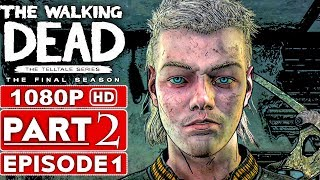 THE WALKING DEAD Season 4 EPISODE 1 Gameplay Walkthrough Part 2 - No Commentary