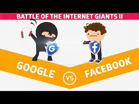 Battle of the Internet Giants: Facebook vs YouTube