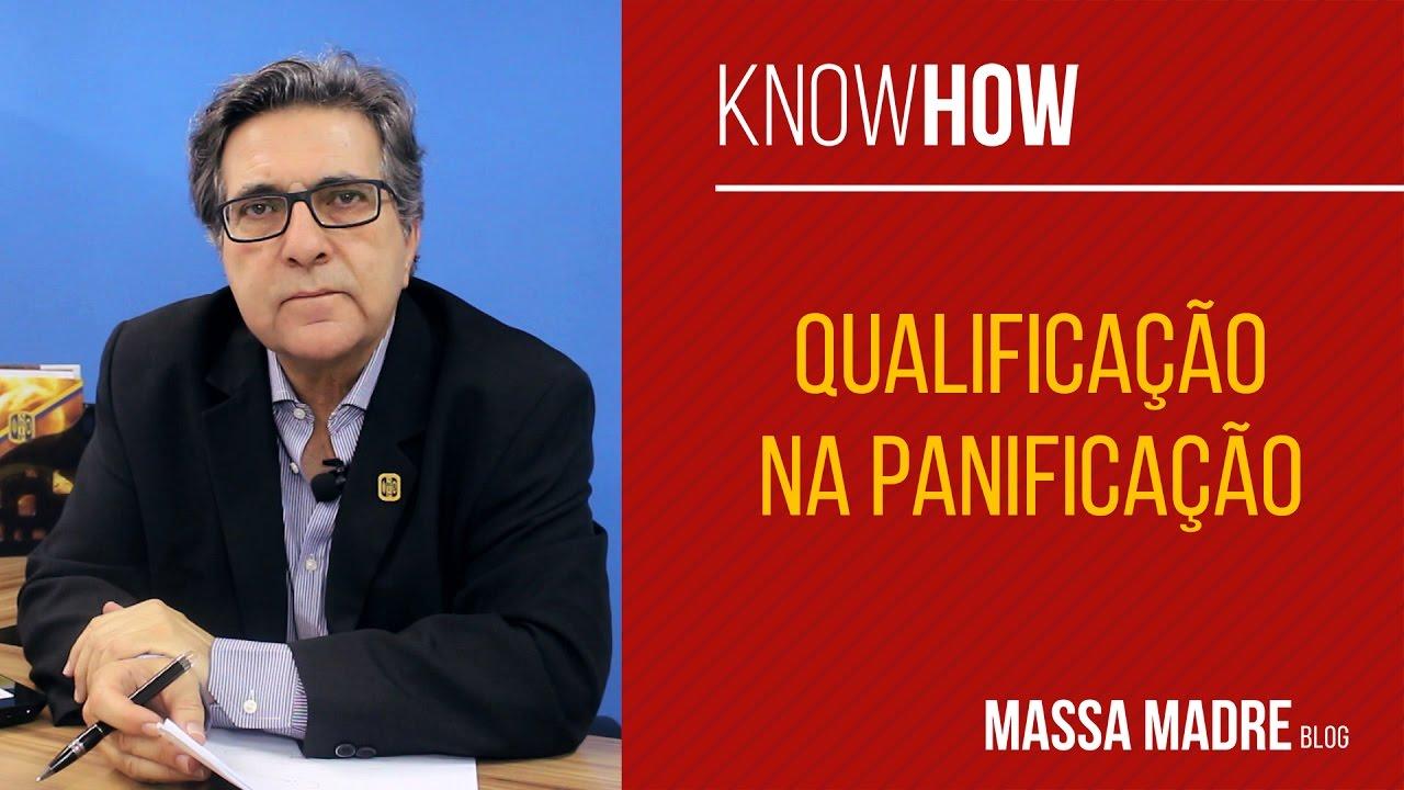 Qualificação na Panificação