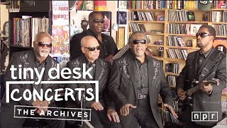 The Blind Boys of Alabama: NPR Music Tiny Desk Concert From The Archives