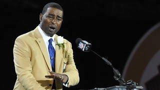 Best of Cris Carter's Pro Football Hall of Fame speech