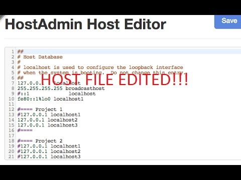 How To Edit Hosts File In Windows In Hindi Step By Step  {100% Working}