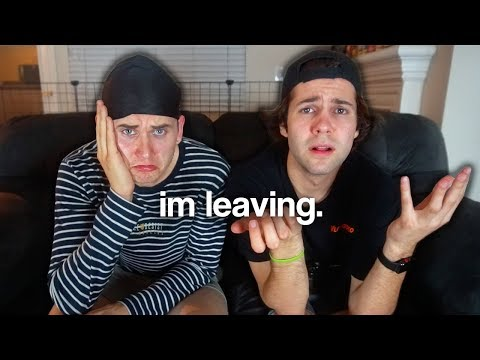 WHY I'M LEAVING THE VLOGS?! ft. David Dobrik