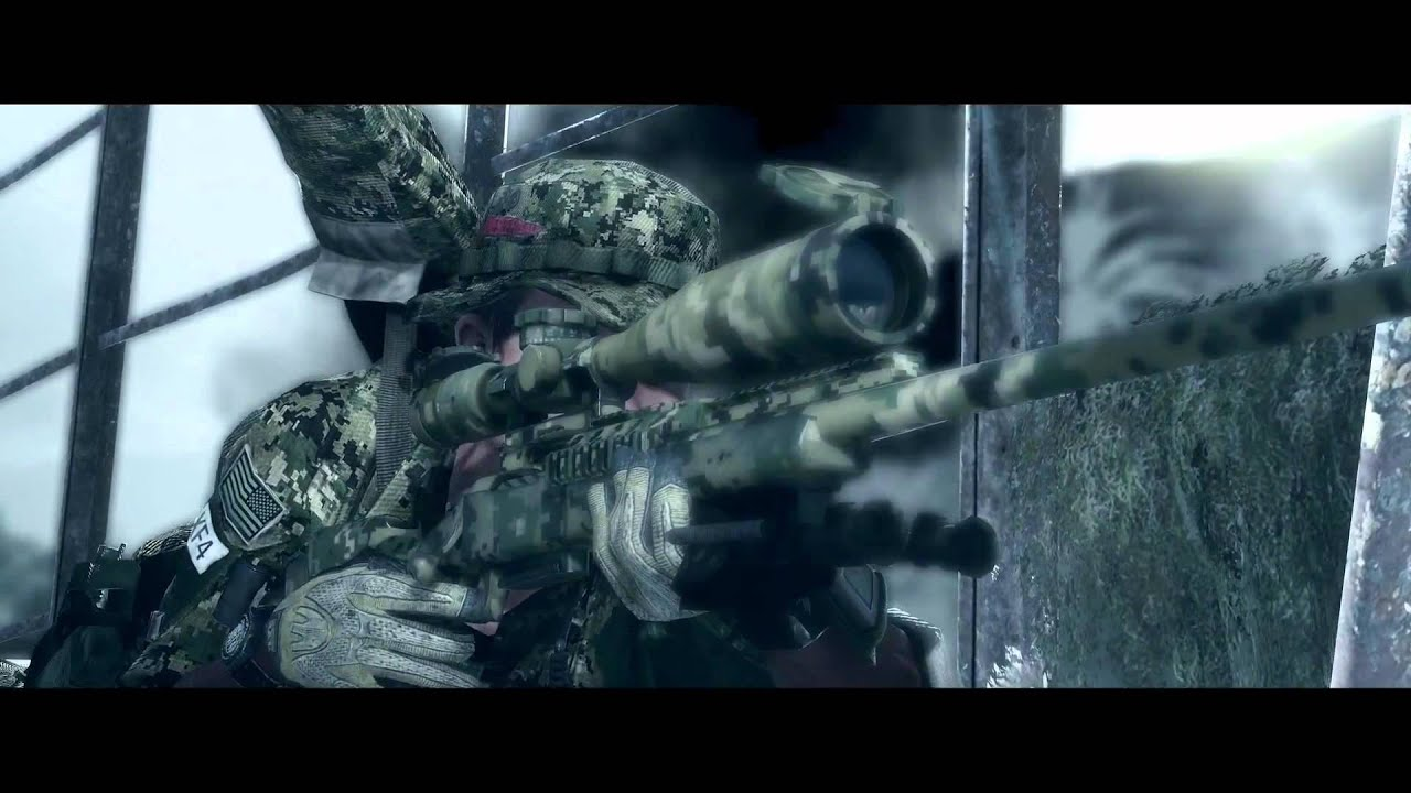 Medal of Honor: Warfighter - Seal Team 6 - Combat Training Series: Episode  1 Sniper - HD