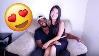 HOW WE MET ❤️ INTERRACIAL COUPLE 2018 ❤️