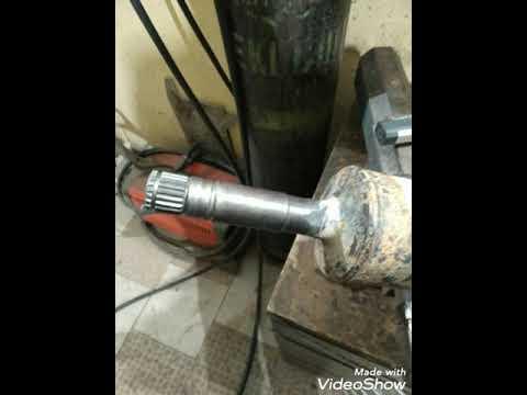 Замена ШРУСа карданного вала нива шевроле