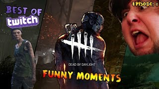 Best of My Twitch Streams #4 [Dead by Daylight Funny Moments]