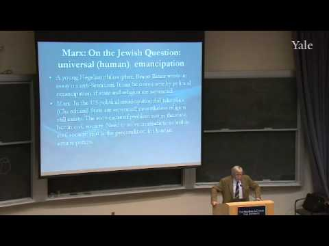 10. Marx's Theory of Historical Materialism (1)