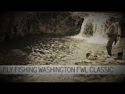 Fly Fishing Washington State FWL Classics Crab Creek 2005