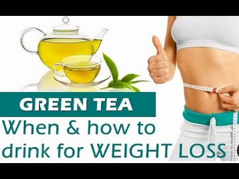 How To Lose Lots Of Weight By Drinking Green Tea Lose Weight Fast In