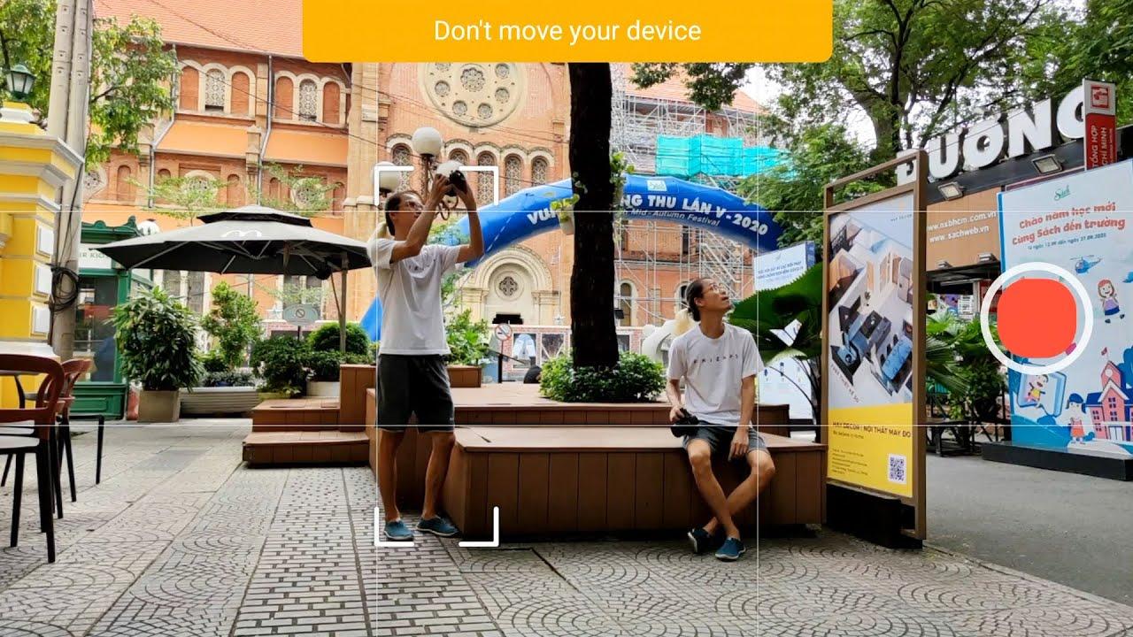 Quay phim điện thoại bằng Mi 10T Pro