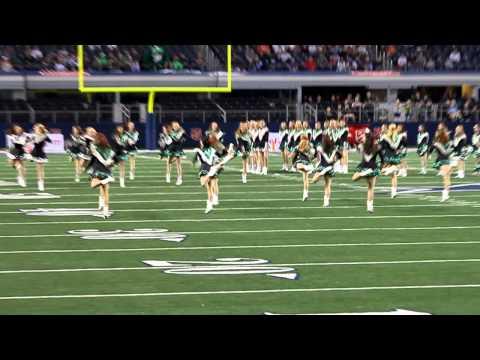 Emerald Belles-Kyndal State Championship Performance at Cowboy Stadium
