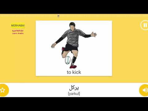 Part 2 – Rugby – Vocabulary of Sport – important words – Learn Arabic – تعلم اللغة العربية