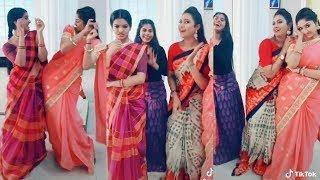 aranmanai killi  serial actress in dubsmash tiktok dubsmash in serial actress of tamil funny videos