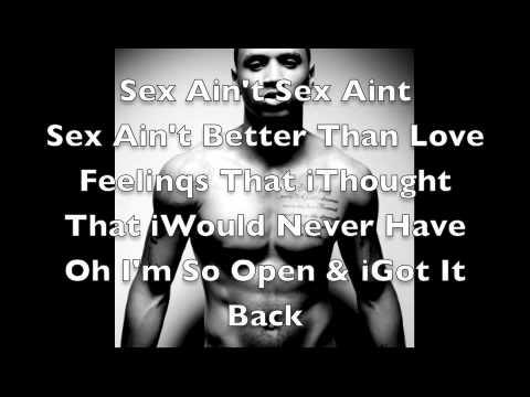 Trey Songz-Sex Ain't Better Than Love (Lyrics)