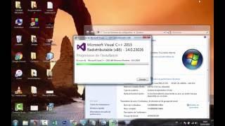 الحل النهائي  لمشكلة MSVCP140.dll وSolved Problem VCRUNTIME140.dll