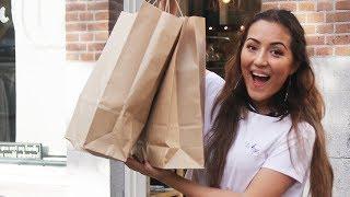5 minuten gratis shoppen in Rotterdam