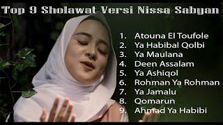 Tanpa Jeda Iklan !!! Nissa Sabyan Full Album Best 9 Sholawat (Audio HQ) #SabyanGambus #NissaSabyan