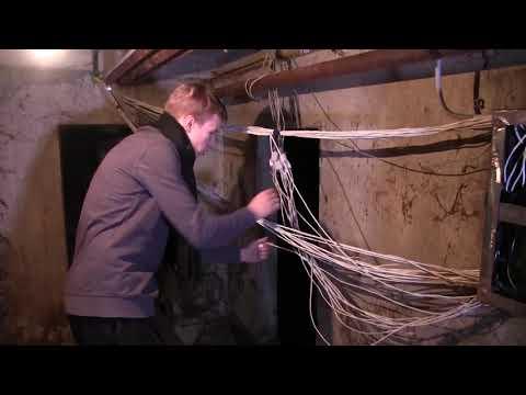 Кража интернет-кабелей